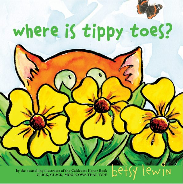 Where Is Tippy Toes?