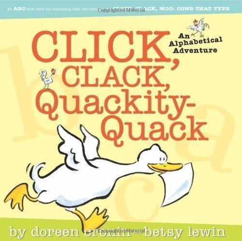 Click, Clack, Quackity Quack